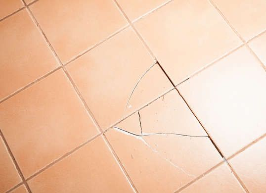 Get Your Fix 20 Easy Diy Repairs For Every Part Of Your Home Tile Repair Cracked Tile Repair Diy Repair