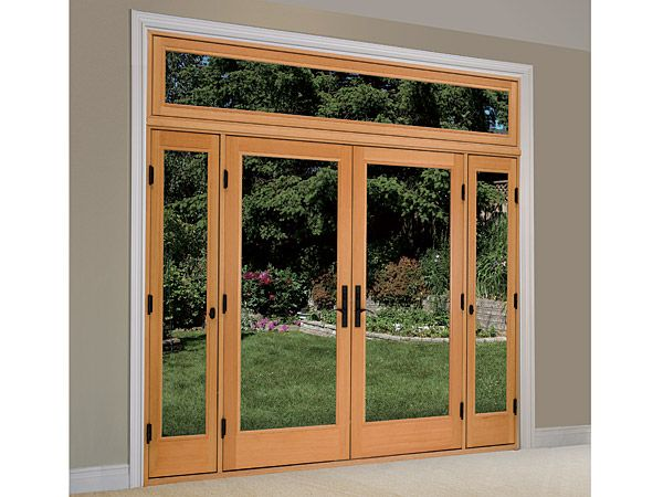 This Would Be Perfect For The Family Room French Doors With Sidelights French Doors French Doors Patio