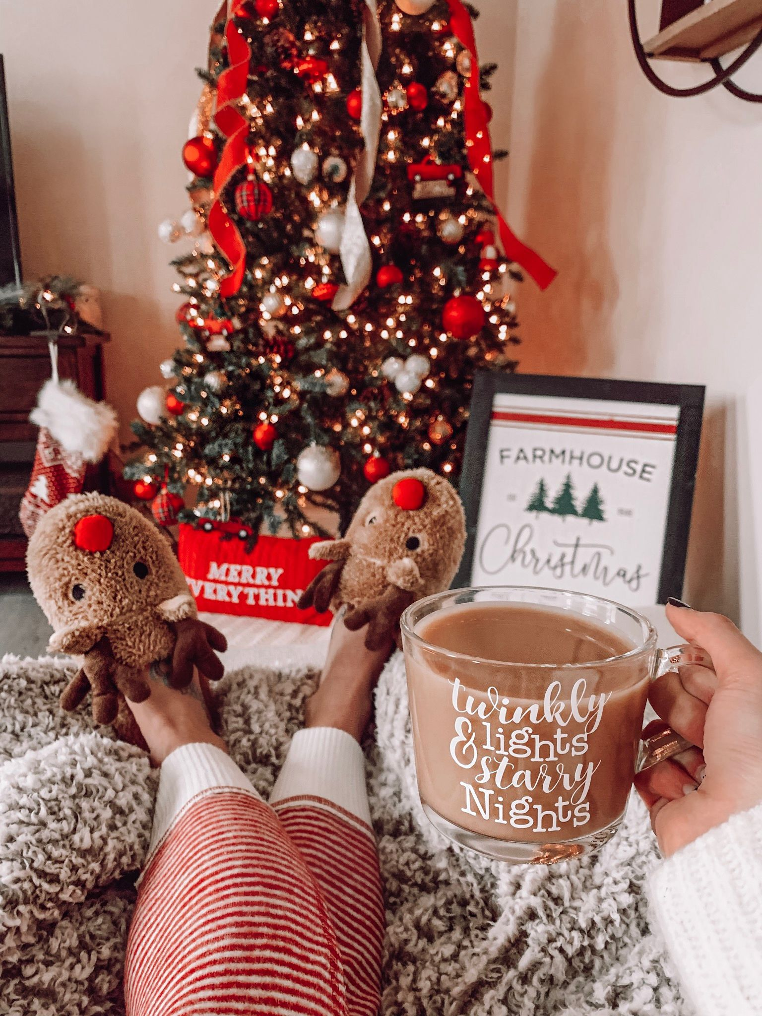 Fun Products For You Your Home By Everlyours On Etsy Christmas Room Cosy Christmas Cozy Christmas