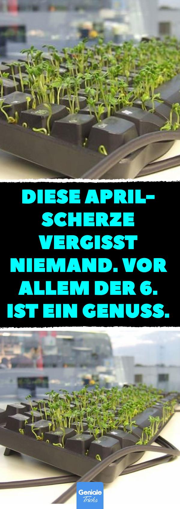 Aprilscherze Whatsapp