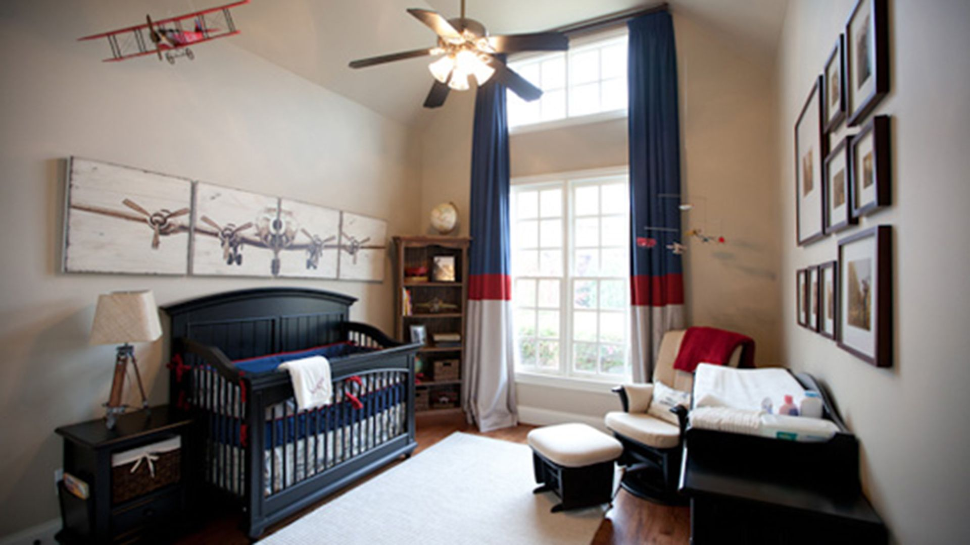 Make Way For Baby 11 Boy Nursery Ideas From Pinterest Baby Boy Room Nursery Beautiful Nursery Room Nursery Room Boy