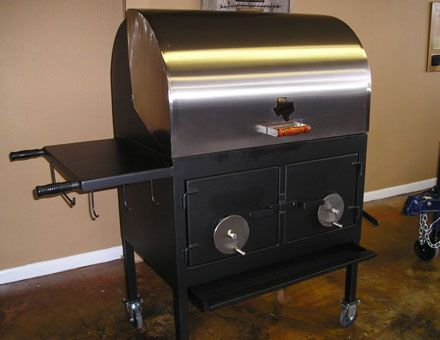 Pitt S Spitt S Home Of Houston S Best Competition Bbq Trailers Outdoor Kitchens Custom Smokers Grills And The Ultimate Spi Custom Smokers Charcoal Grill Grilling