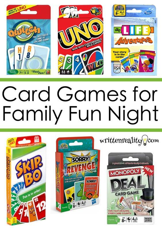 7 Best Card Games Kids Love To Play For Family Fun Night With
