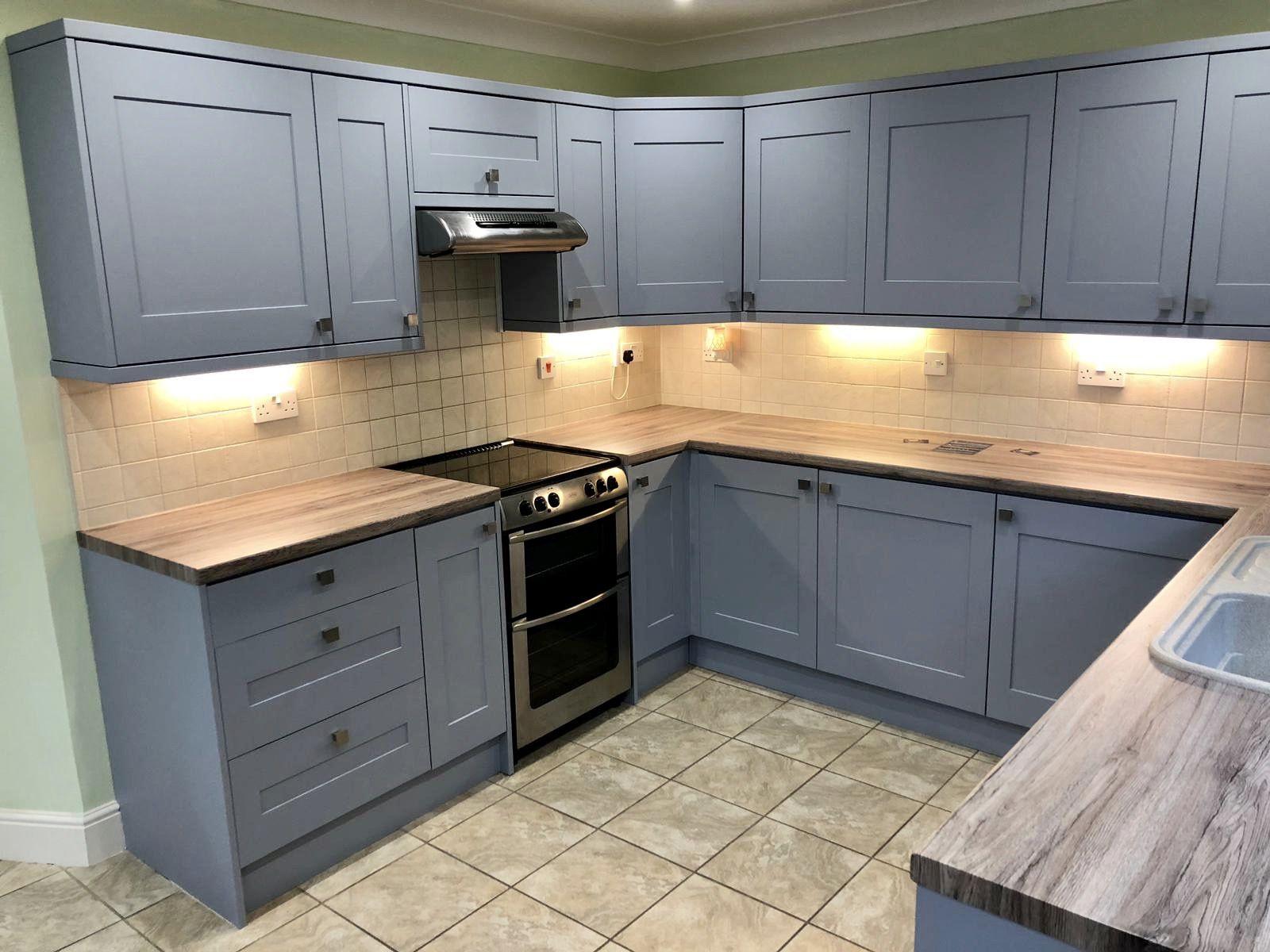 Kitchen Refurbishment In 2020 Kitchen Refurbishment Vinyl Wrap Kitchen Kitchen Wrap
