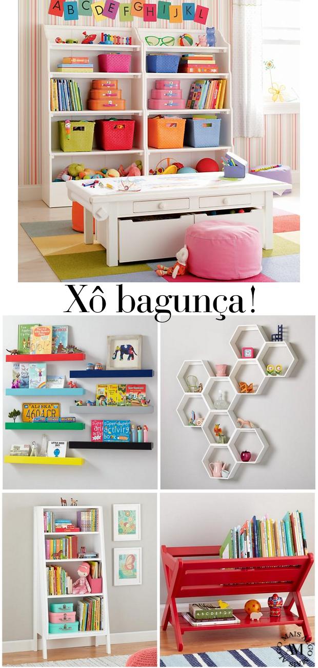 Organizando O Quarto Das Crian As Decor Kid S Playroom  ~ Como Organizar O Quarto Da Bagunça