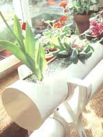 Your Hydroponic Garden Learn how to make homemade fertilizer for your hydroponic plants. Also includes a discussion of water for hydroponics, and symptoms of nutrient deficiency. Originally published asLearn how to make homemade fertilizer for your hydroponic plants. Also includes a discussion of water for hydroponi...