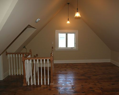 Attic Access Staircase