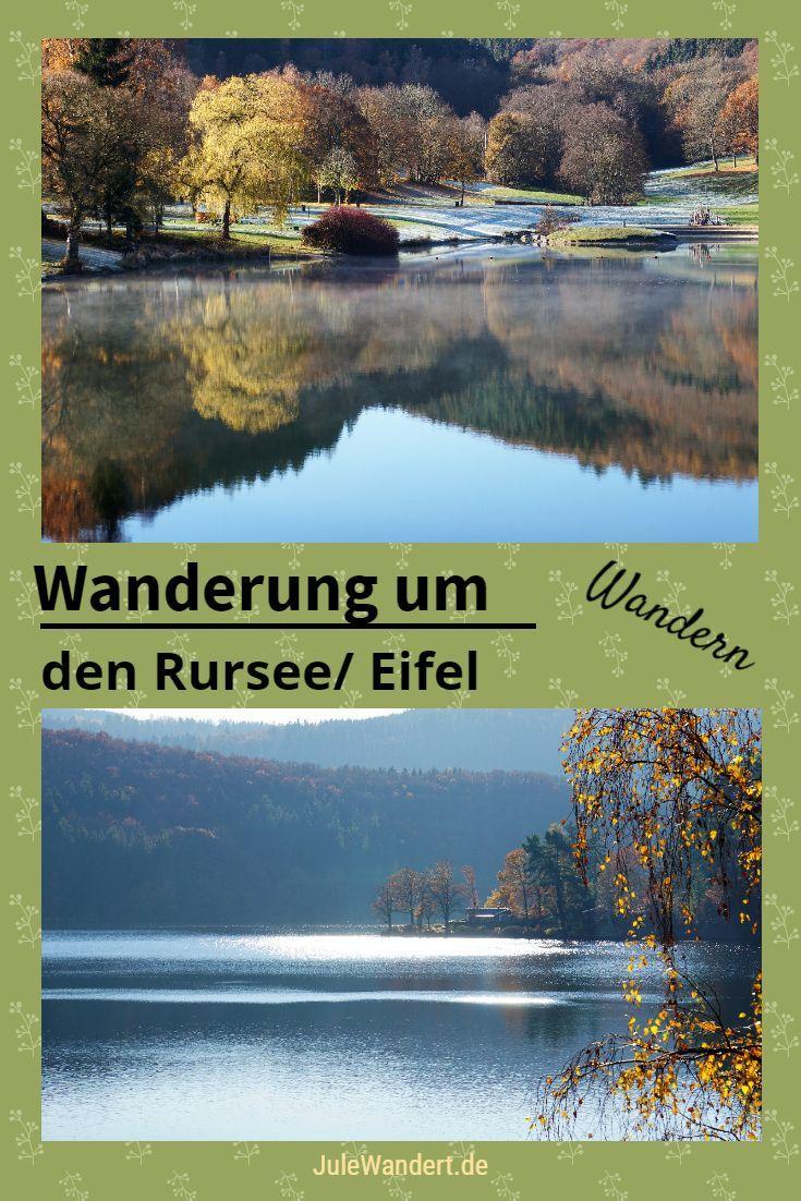 Wanderung um den Rursee (Obersee)