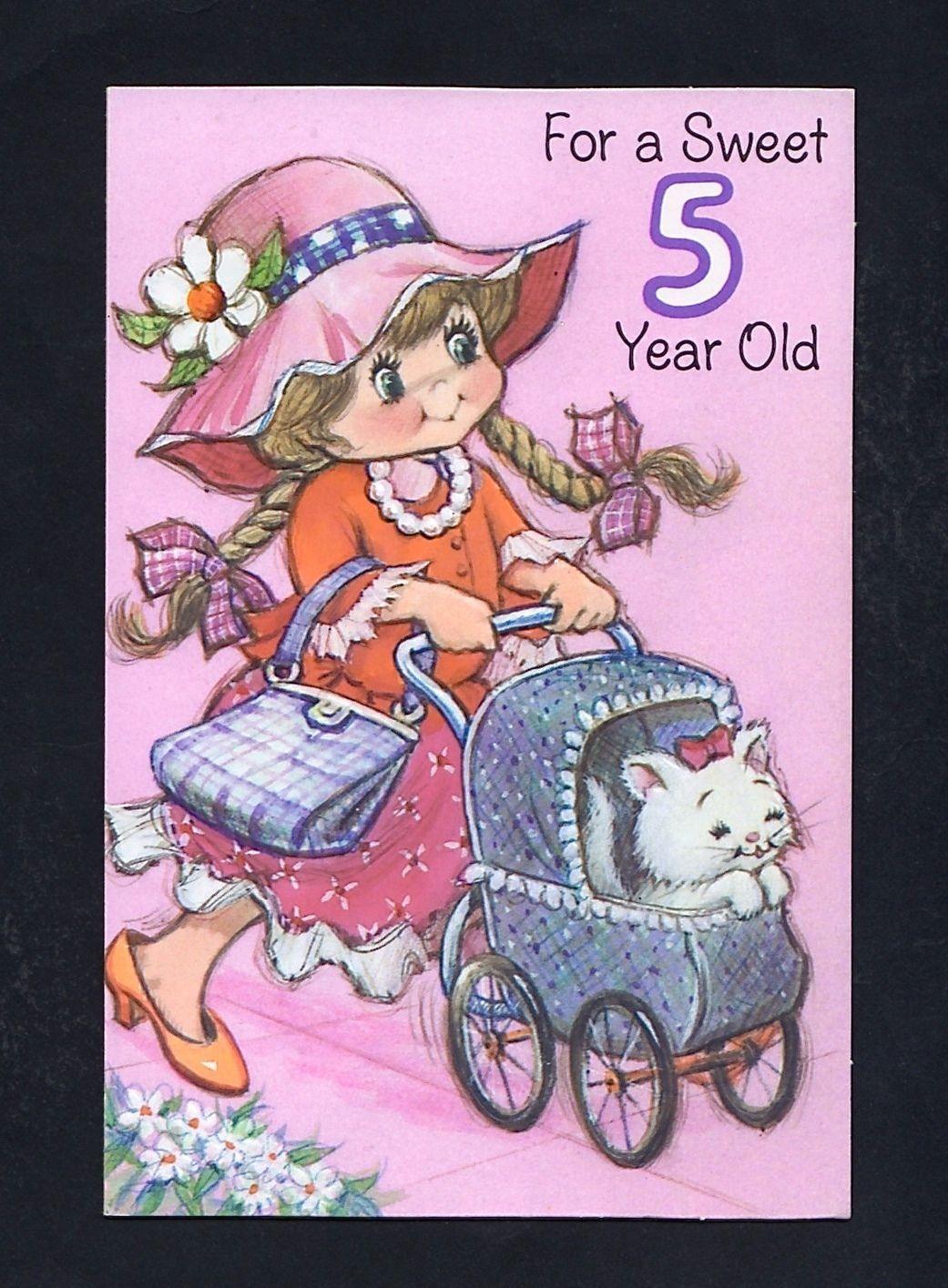 Cute Birthday Card JC 28