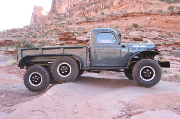 1942 Dodge Power Wagon 6x6 Moab Penger Side Photo 143431697 ...