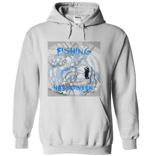 Blue Fishing Halloween Hoodie - #homemade gift #house warming gift. LOWEST SHIPPING => https://www.sunfrog.com/Holidays/Blue-Fishing-Halloween-Hoodie-White-Hoodie.html?68278