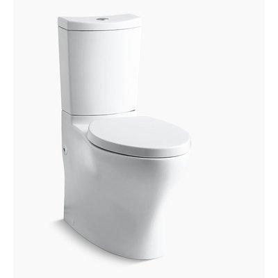 Kohler Persuade Curv Two Piece Toilet Finish White