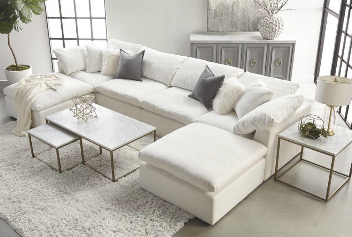 The Most Comfortable Sofa Restoration Hardwre Cloud Inspired Sofa