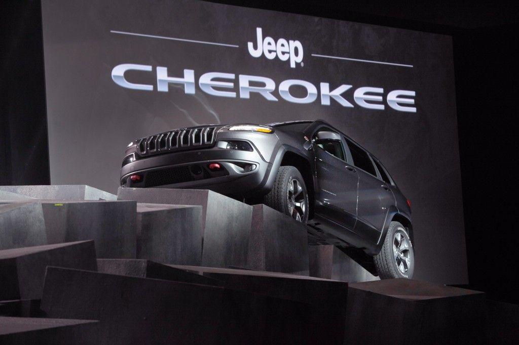 2014 Jeep Cherokee Jeep Cherokee Jeep Jeep 2014