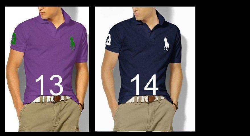 Camiseta Polo Ralph Lauren Big Pony - Última Colección   89900 - omar gomez c40e8889b05
