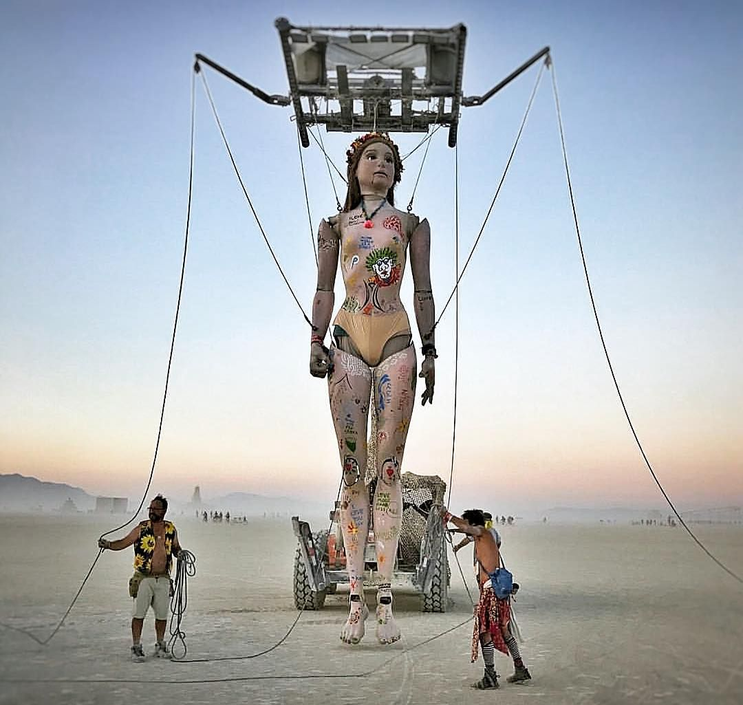Burning Man 2017 The Craziest Festival In The World -8905