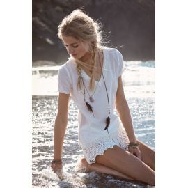 Boho Style at the beach  - Love it!