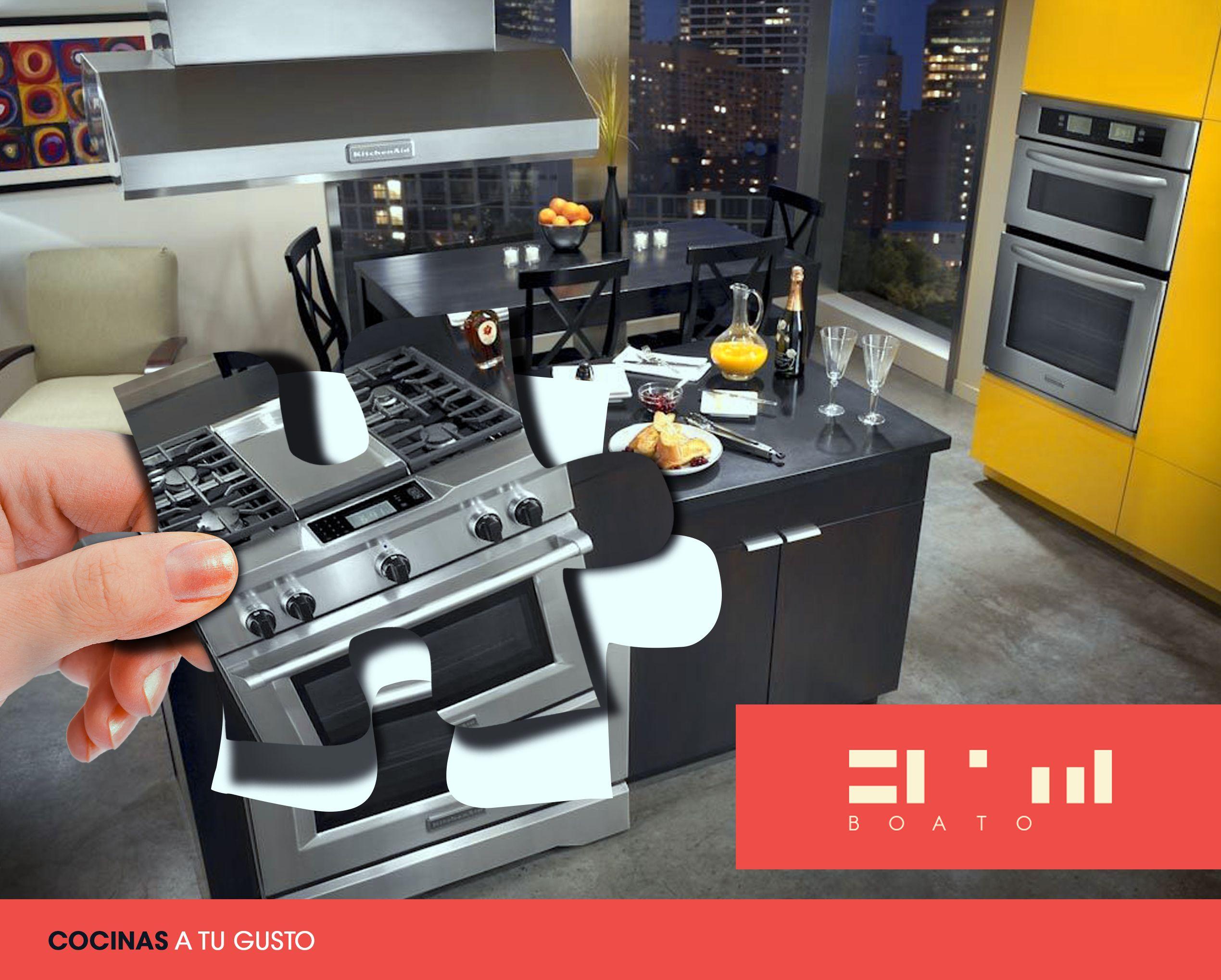 Nosotros armamos la cocina de tus sueños. | Diseños de Cocinas ...