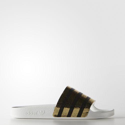 Sandale adilette - or