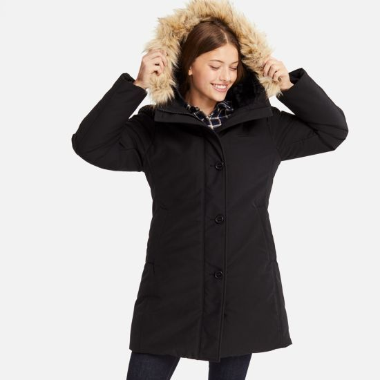 9473f95fabd Women ultra warm down short hooded coat
