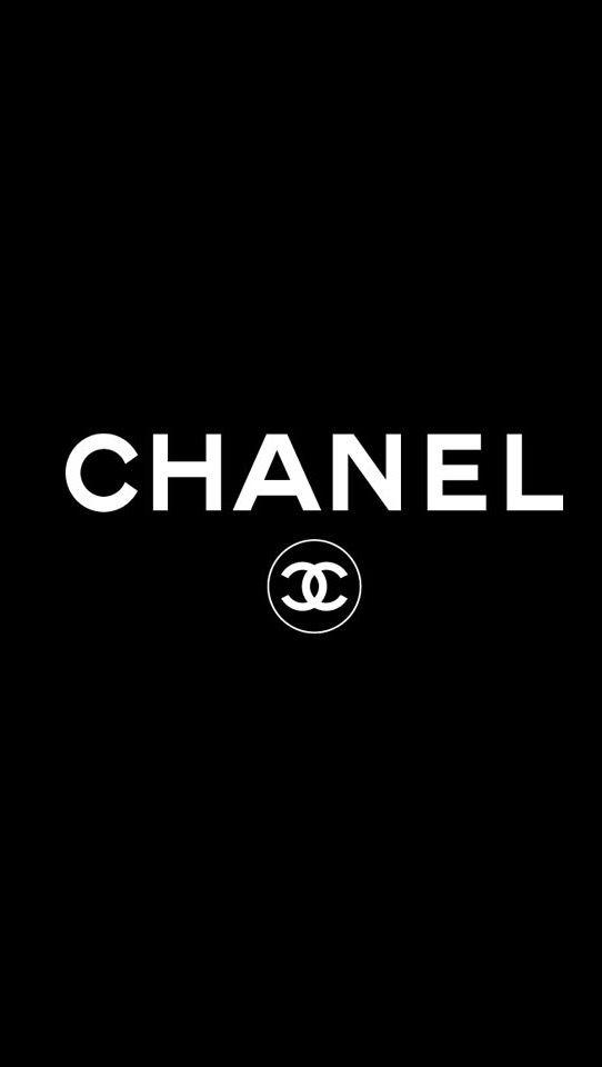 IPhone Chanel Black   Wallpaper