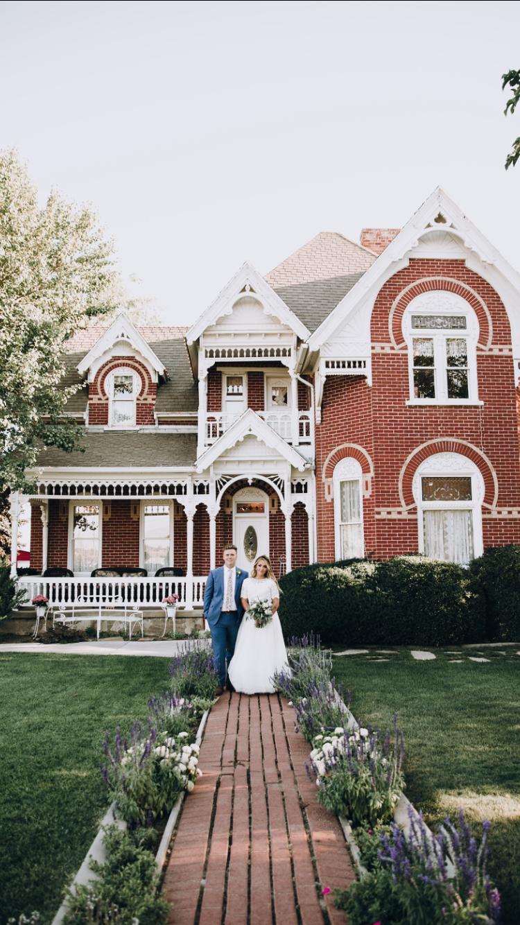 Utah Wedding Venue Reception Wedding Day Layton Victorian Mansion Wedding Venues Utah Wedding Reception Venues Utah Weddings