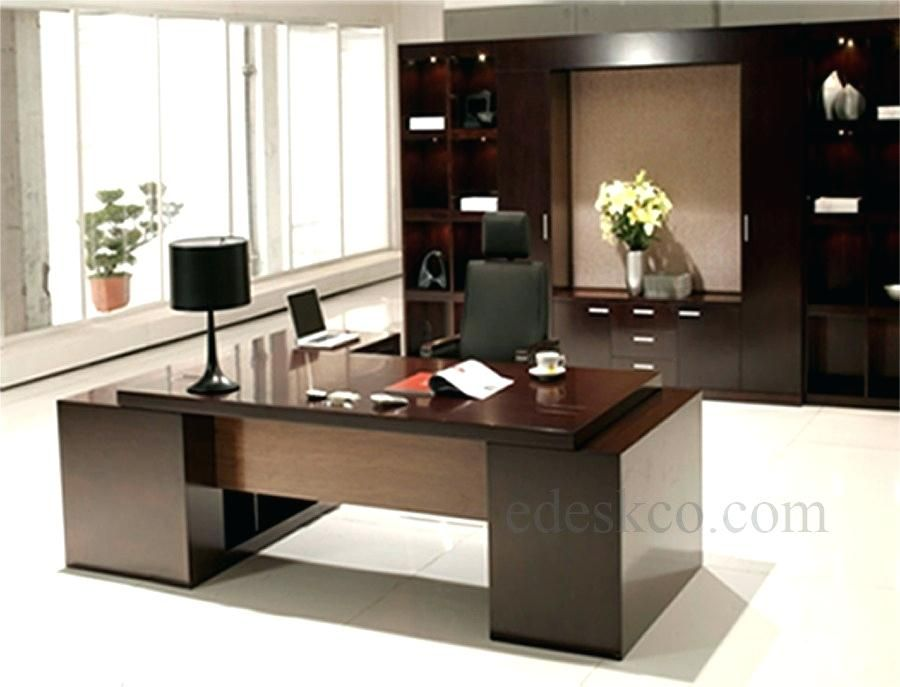 Modern Furniture Desk Ideas For Home Office Executive Office