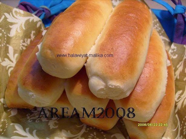 خبز السندويش الطري صامولي أو فينو Cooking Recipes Food And Drink Recipes
