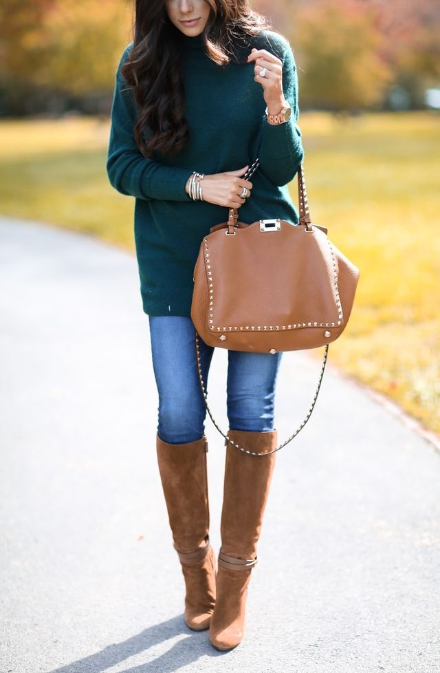 The Perfect Fall Sweater