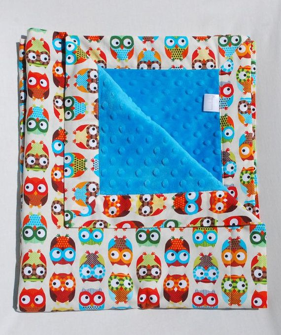 Baby Blanket from BoCoBaby on Etsy