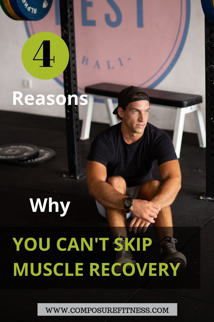 Muscle Recovery: Essential To Your Next Workout -   12 fitness Male posts ideas