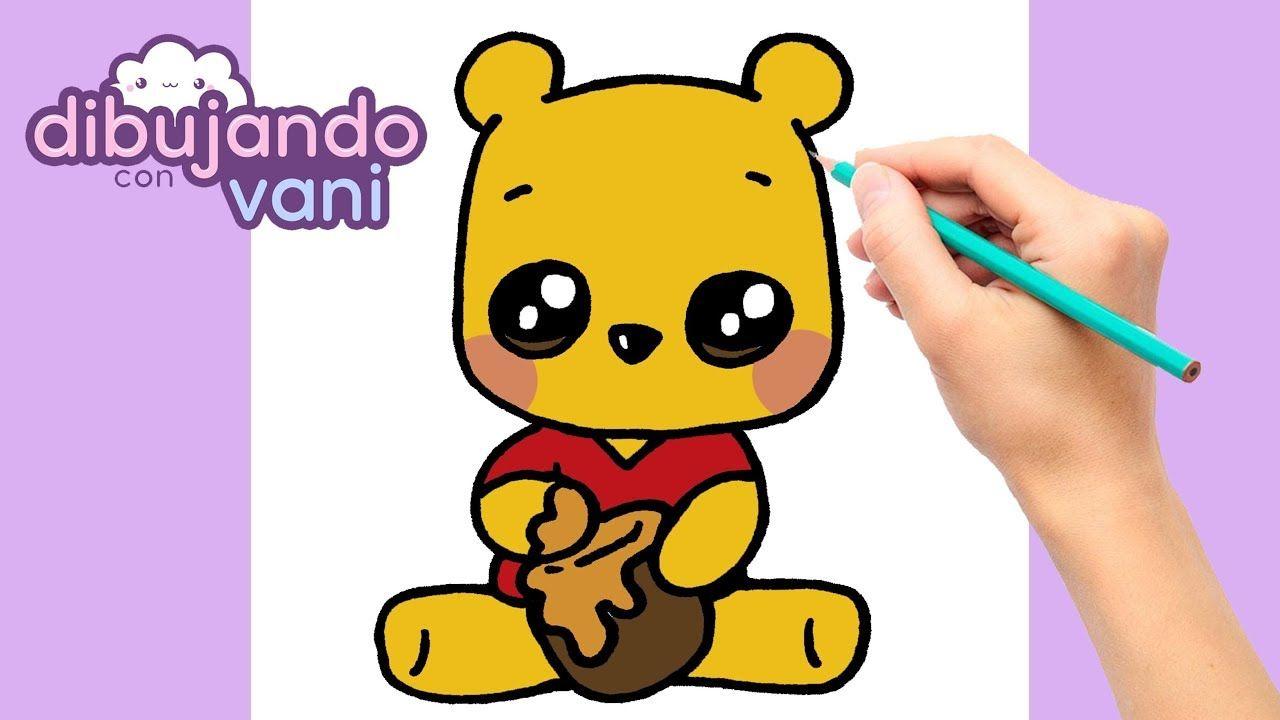 Como Dibujar A Winnie Pooh Paso A Paso Dibujos Para Dibujar