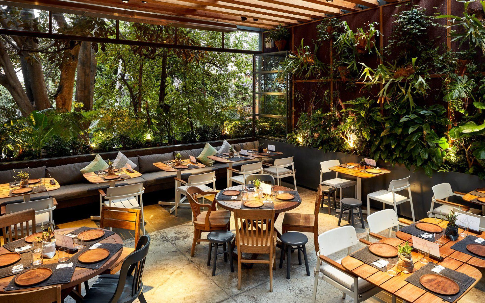 10 Acogedoras Terrazas Para Disfrutar De Una Taza De Café Y