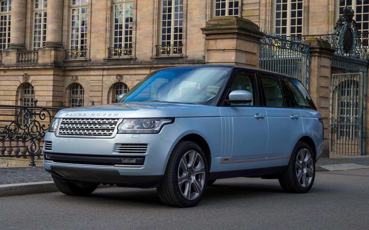 2015 Land Rover Range Rover Hybrid CARSPOINTS Range