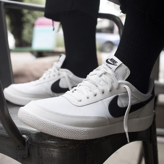 premium selection 5759c 43a91 Nike Killshot  White Black