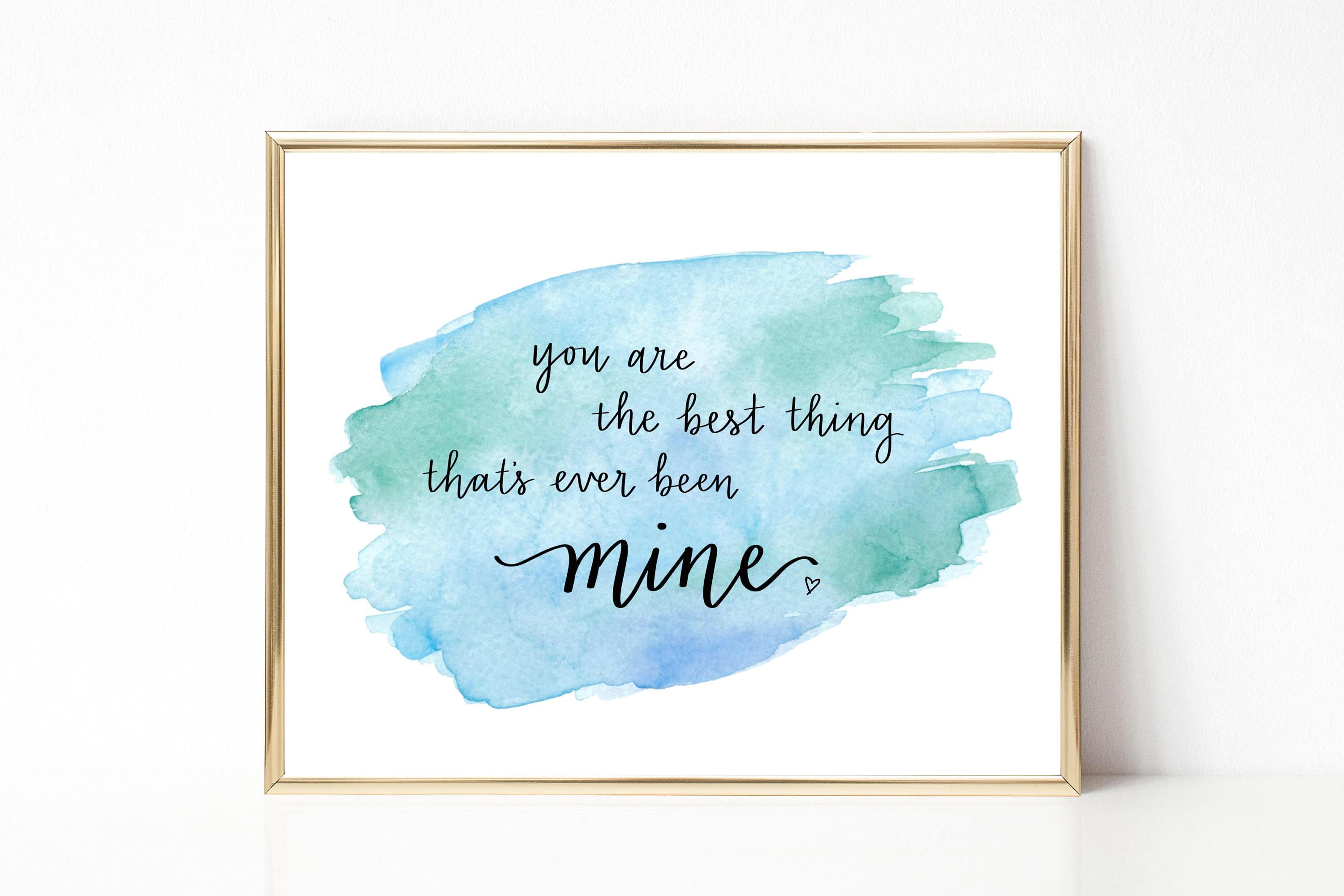 Mine Taylor Swift Lyric Art Taylorswift Gallerywall Calligraphy Seni