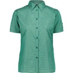 Photo of Camisa de mulher Cmp Camisa de mulher, tamanho 48 em B.co-Ghiaccio-Mint, tamanho 48 em B.co-Ghiaccio-Mint F.lli Cam