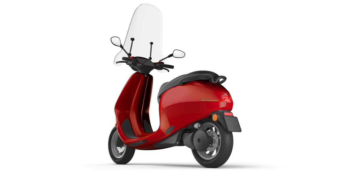 Design 1 (With images) Electric scooter, Stationary