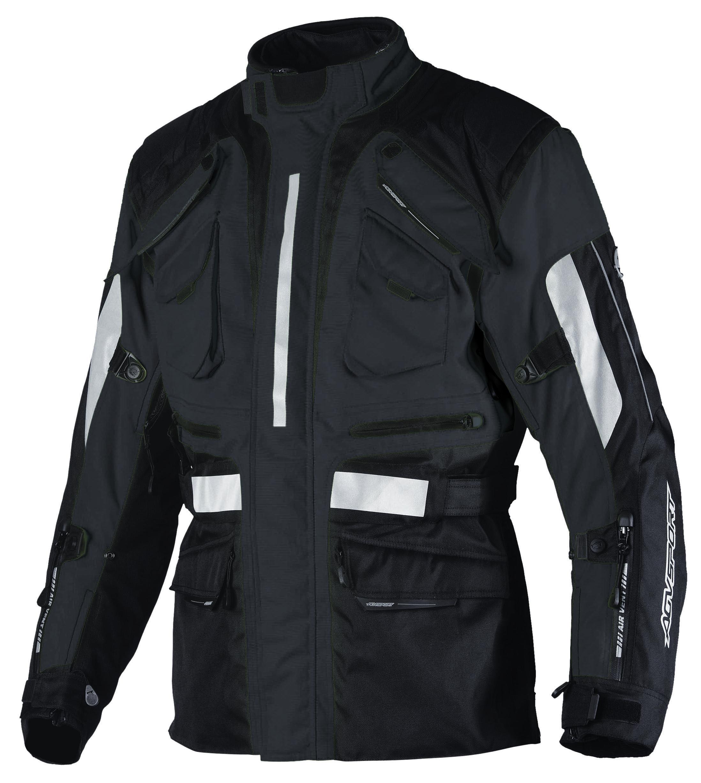 AGVSPORT Navigator Waterproof (Black) Textile Jacket