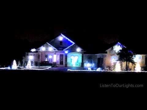 25 000 Angry Christmas Lights Christmas Light Show Christmas