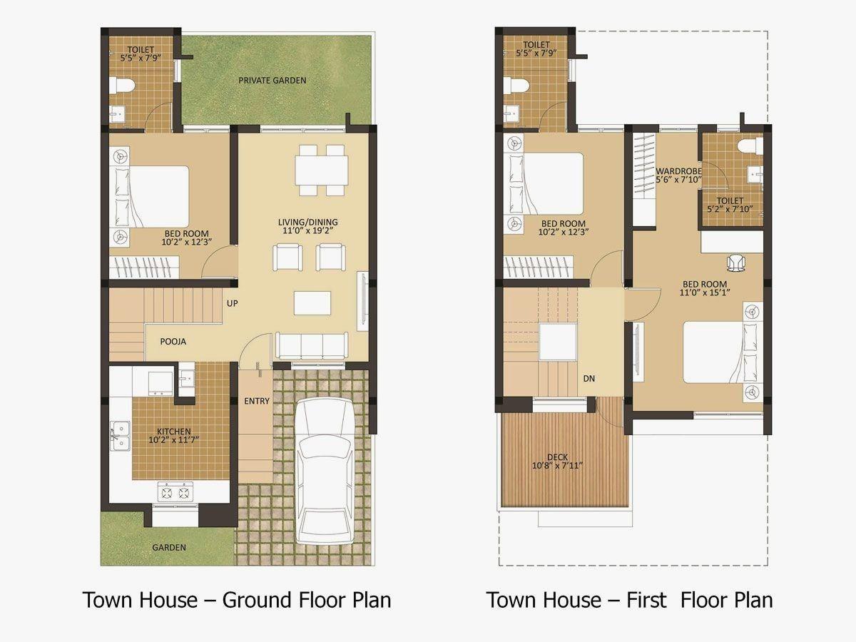 Architecture Designs Duplex House Plans Duplex Floor Plans Indian House Plans