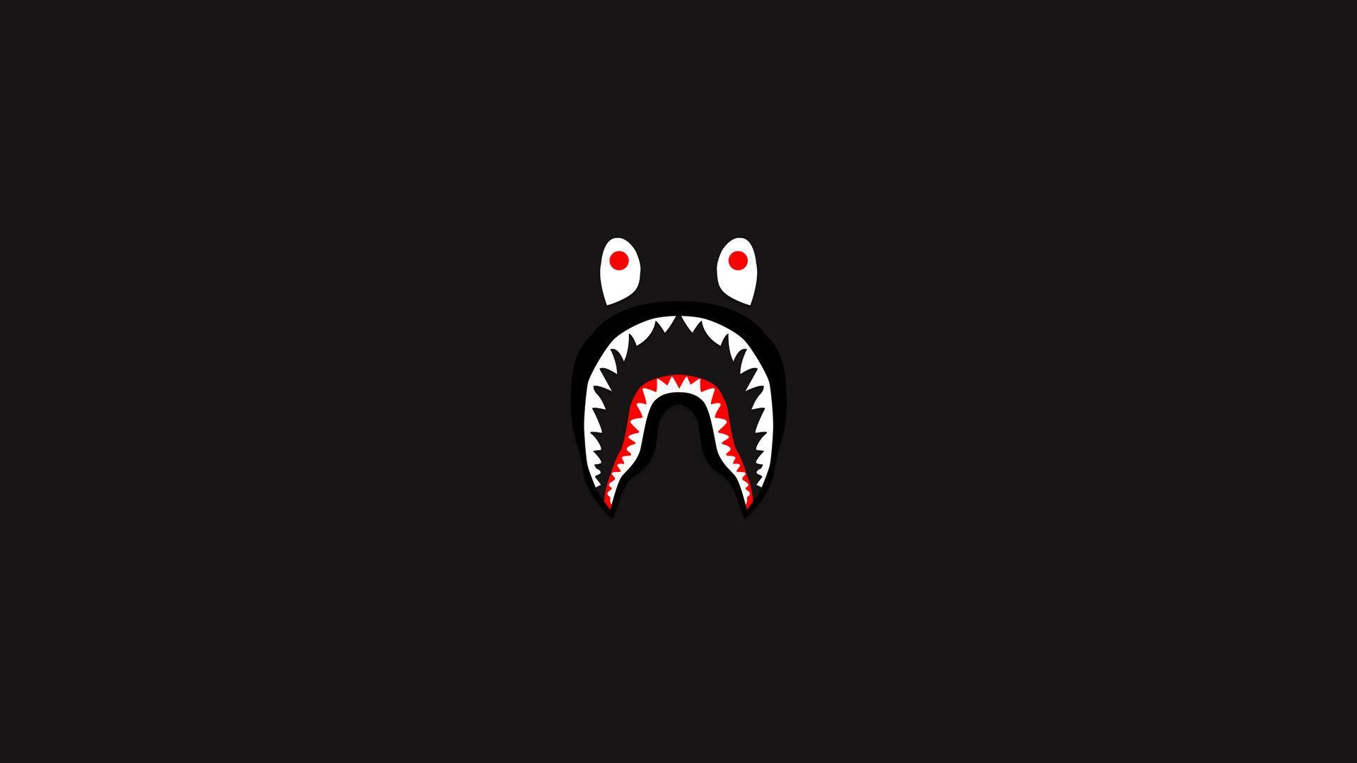 1920x1080 bape shark