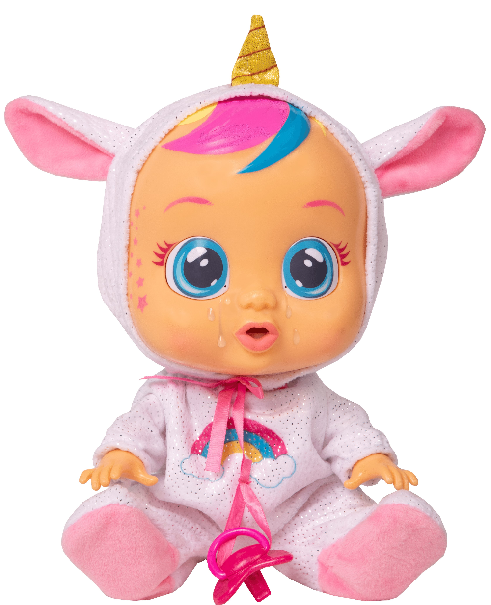 Cry Babies Dreamy Baby Doll (Walmart Exclusive) Walmart