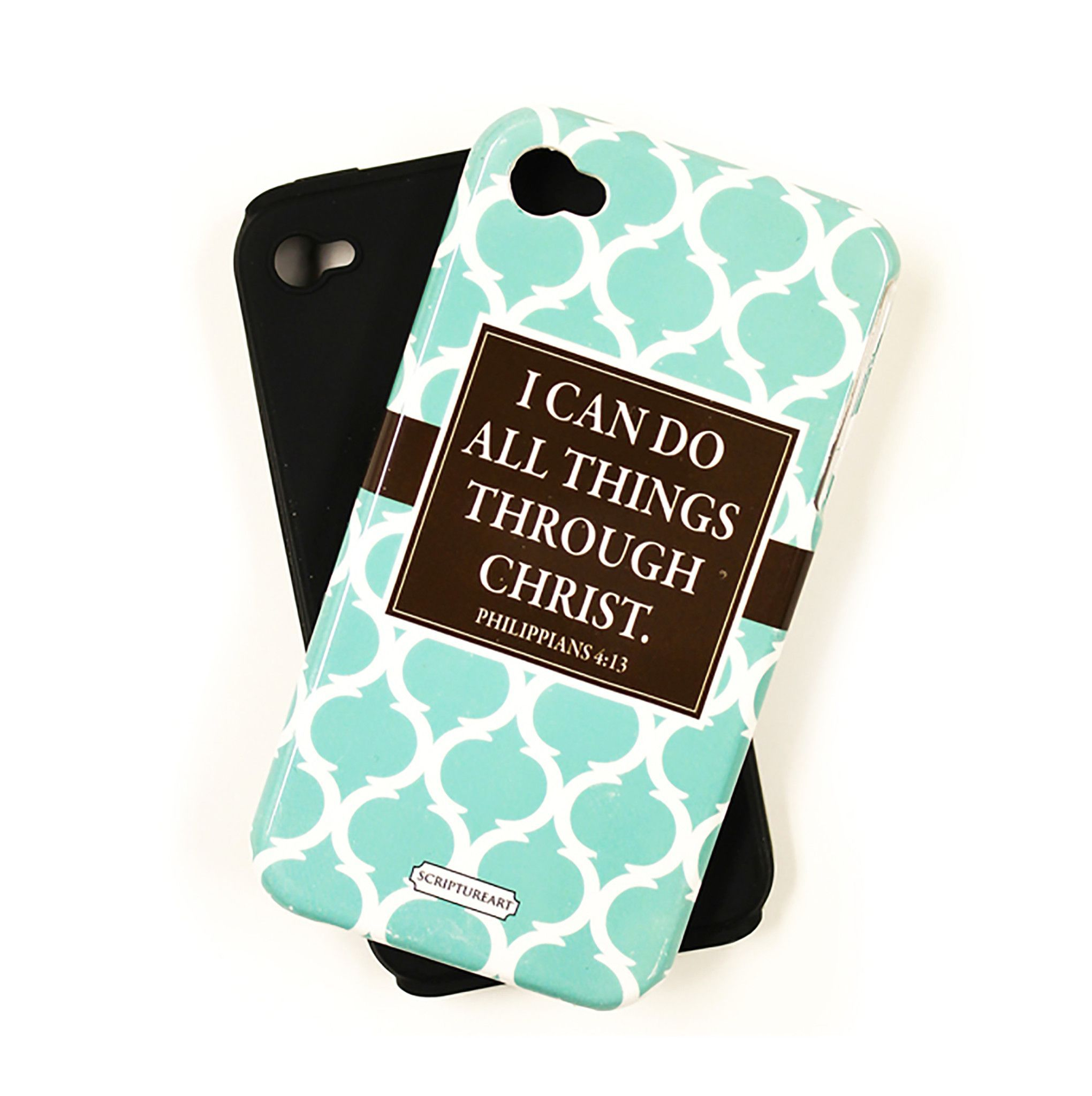 iPhone 4, 5, or 6 Case - Brooklyn Teal – Mary Square