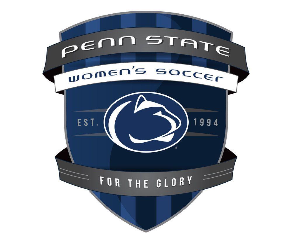 Penn State Women S Soccer Logo Design By Jordan Fretz Basketball Logo Design Football Logo Design Soccer Logo