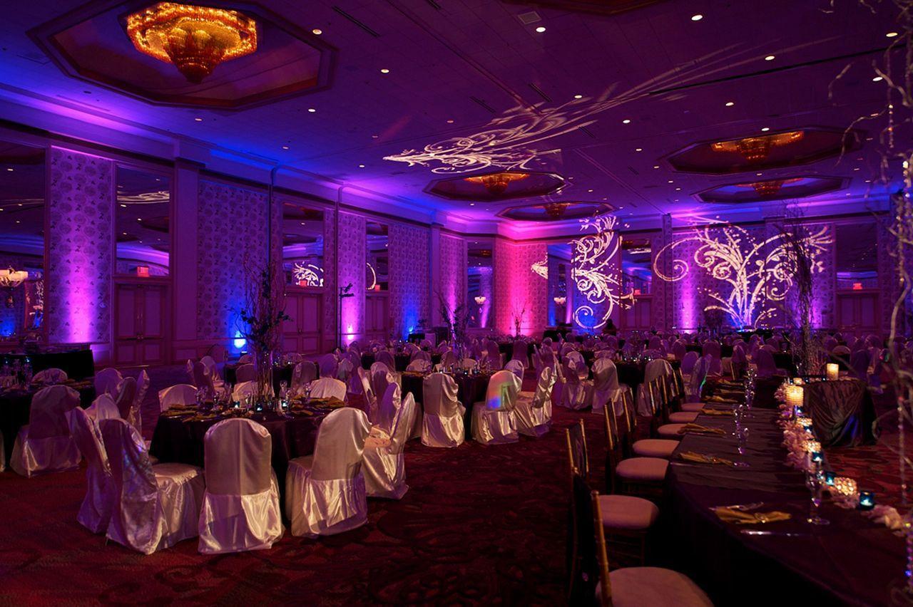 Wedding reception decoration ideas with lights   Awesome Wedding Reception Lighting Ideas  Weddings