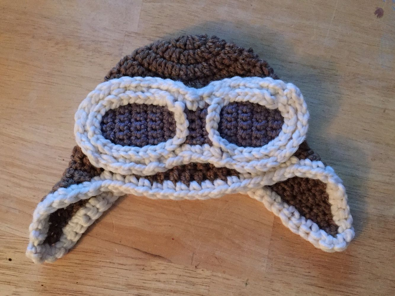 Aviator beanie little boy beanie boys hat crochet pattern by little boy beanie boys hat crochet pattern by repeatcrafterme bankloansurffo Gallery
