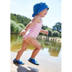 Photo of Neoprene beach shoes, blue, size 32/33 Aqua Lung