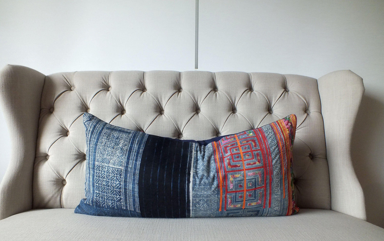 Handmade cushions bolsters pillowshmong pillow