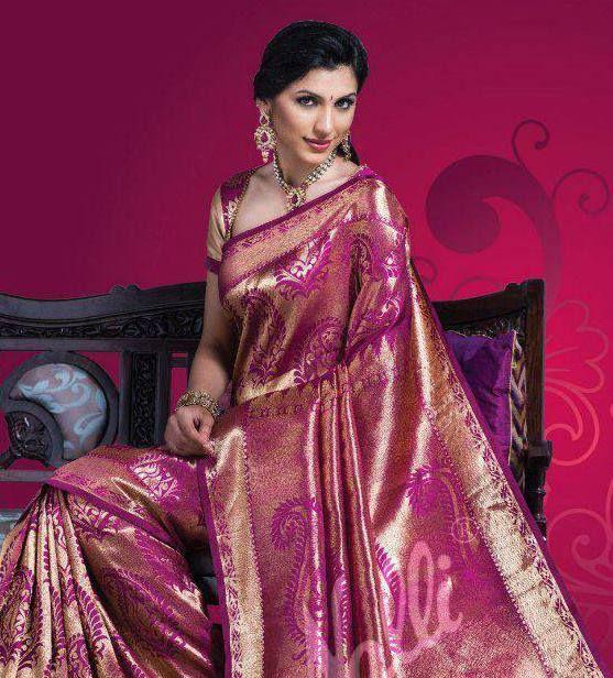 Where to shop for Bridal Wear in Hyderabad :Part 2 (Kanjivaram Sarees)